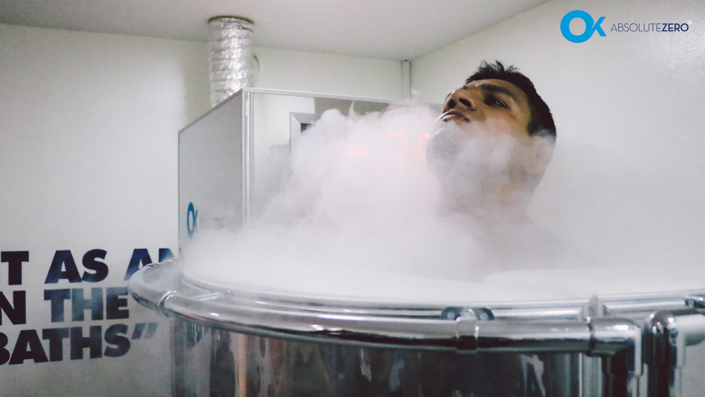 Cryotherapy singapore-3mins